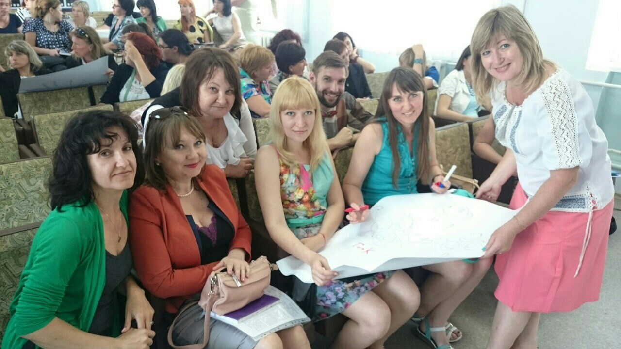Psychological education in Kherson region: a selection of sites